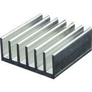 HIT913-141460SV-15SU [アルミ小型放熱板 14×14×6mm]