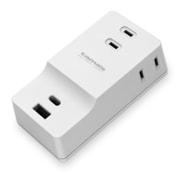 TSK53CUW [AC充電器 5.1A USB A&C + ACタップ×3]