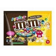 マースジャパン M&M'S ファンパックバラエティミックス 108g(8袋) [チョコレート菓子 1袋]
