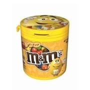 マースジャパン M&M'S イエローボトルピーナッツ 100g [チョコレート菓子 1個]