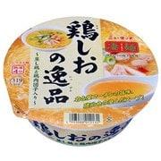 ニュータッチ 凄麺 鶏しおの逸品 [即席カップ麺]