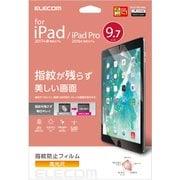 TB-A179FLFANG [iPad 9.7インチ 2017年モデル(第5世代) 保護フィルム 防指紋エアーレス 高光沢]
