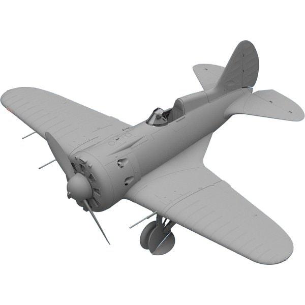 48098 [1/48スケール エアクラフトシリーズ WWII ソ連軍 ポリカルポフ I-16 タイプ28 戦闘機]