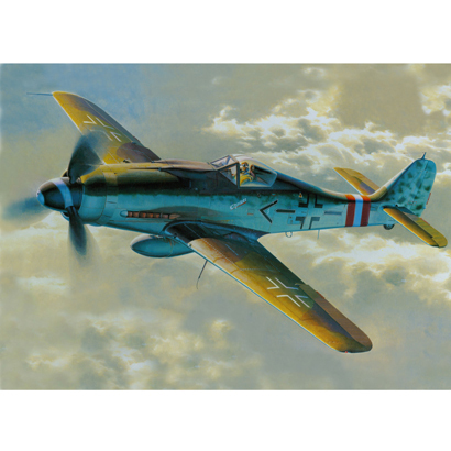 DR5503 [1/48スケール エアクラフトシリーズ WWII ドイツ空軍 フォッケウルフ Fw190D-9 ドーラ]