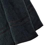ハンドタオル ダイヤカラー モノトーン ブラック