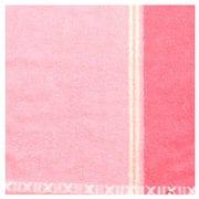 フェイスタオル 今治タオル リバーシブルカラー ピンク