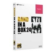 Band-in-a-Box 24 for Mac MegaPAK [自動作曲・伴奏生成 Macソフト]