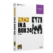Band-in-a-Box 24 for Mac EverythingPAK [自動作曲・伴奏生成 Macソフト]