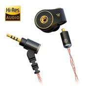 HP-TWF32K [ドブルベ ヌメロトロワ φ2.5mm plug バランス接続ケーブルモデル ノワール(ブラック) ハイレゾ音源対応]