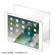 PDA-IPAD1002CL [9.7インチ iPad(2017)ハードカバー クリア]