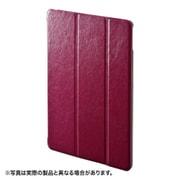 PDA-IPAD1007R [9.7インチ iPad(2017)ソフトレザーケース レッド]