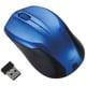 MUS-RKT125BL [Blue LED 無線マウス 静音3ボタン ブルー]