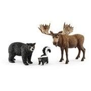 41456 [北米の森に住む動物]