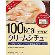100kcal マイサイズ クリームシチュー 150g [レトルトシチュー]