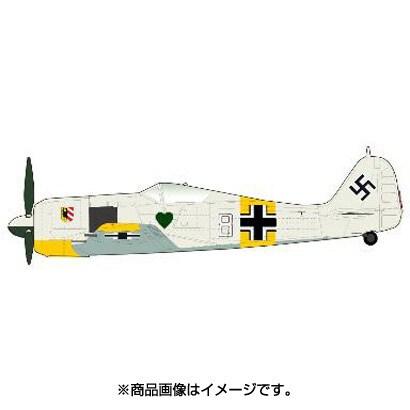 HA7421 [1/48スケール FW190 A-4 フォッケウルフ ホワイト8]