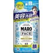 MARO デザインフェイスシート ペイズリー シトラスムスクの香り [42枚]