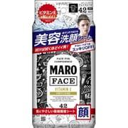 MARO デザインフェイスシート グラフィティ フルーティライチの香り [42枚]
