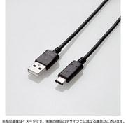MPA-ACY03BK [スマートフォン用USBケーブル USB2.0(A-C) やわらか 0.3m ブラック]