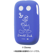 RT-DMK4A/DD [みまもりケータイ4 ディズニーキャラクター シリコンケース ドナルド]
