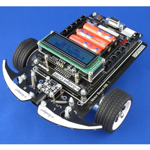 e-Gadget-RB 100:1 [自律型ロボットキット (ケーブル付モデル)]