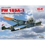 1/72 エアクラフトシリーズ No.72294 フォッケウルフ Fw189A-1 偵察機 [プラモデル]