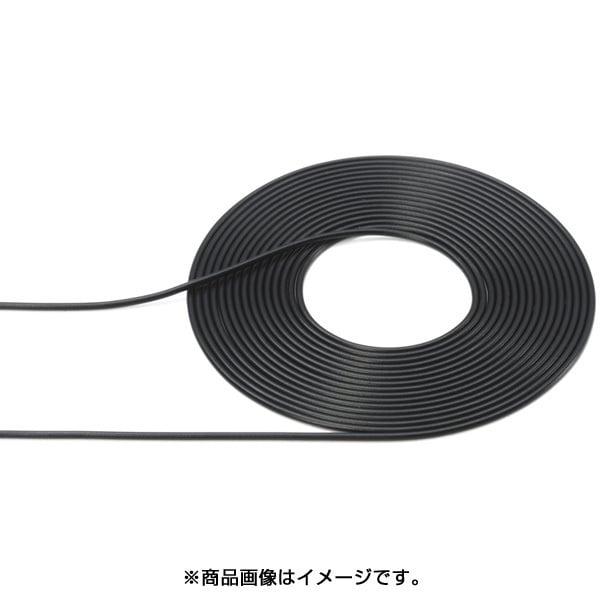 12675 [ディティールアップパーツシリーズ No.75 パイピングケーブル 外径Φ0.5mm ブラック]
