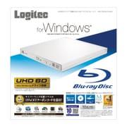 LBD-PUD6U3LWH [Blu-rayディスクドライブ USB3.0 スリム 書込みソフト付 ホワイト]