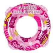 ホヌリゾート 浮き輪 ピンク [水物玩具]
