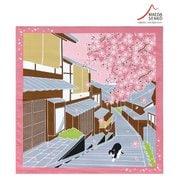 たまのお散歩小風呂敷 桜