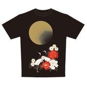 風花 Tシャツ 鶴 XL