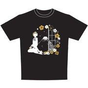 日本Tシャツ 舞妓 L