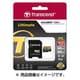 TS16GUSDU3M [microSDHC UHS-I U3M (Ultimate) 16GB V30対応 MLC採用 (最大読込95MB/s) 5年保証]