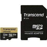 TS32GUSDU3M [microSDHC UHS-I U3M (Ultimate) 32GB V30対応 MLC採用 (最大読込95MB/s) 5年保証]