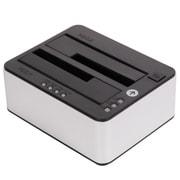 OWL-CLONE02-BK [2.5/3.5インチ HDD/SSD用 HDDクローン ブラック]