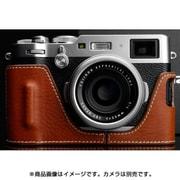 HG-X100FCM [富士フイルム X100F用カメラハーフケース キャメル]