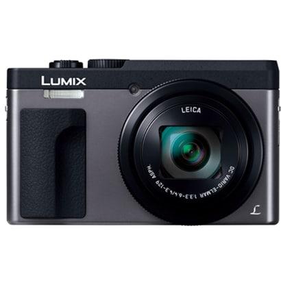 DC-TZ90-S [Lumix 4K搭載 光学30倍ズーム高性能コンパクト カメラ シルバー]