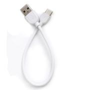 KU-CA-C20-WH [TYPE-C 充電・高速データ通信ケーブル 20cm ホワイト]