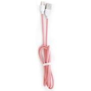 KU-CA-C100-PK [TYPE-C 充電・高速データ通信ケーブル 100cm ピンク]
