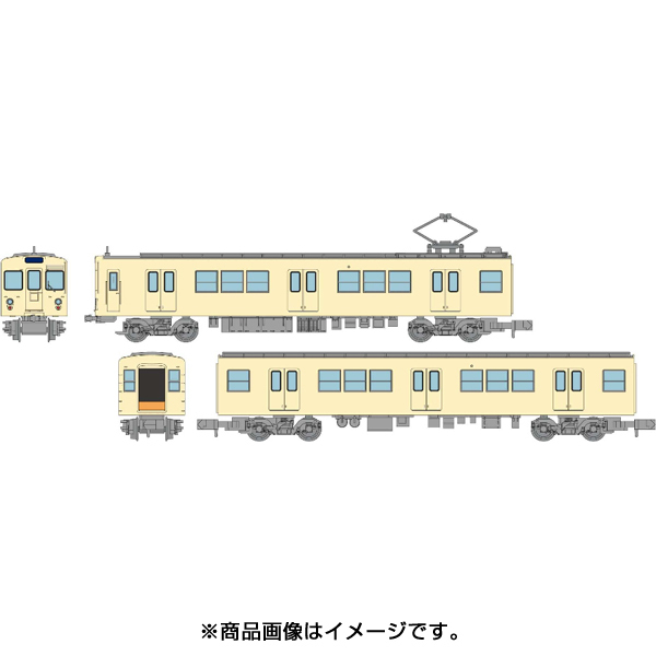28324 [鉄道コレクション 東武鉄道2000系基本4両セット]