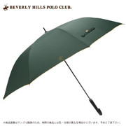 17BHPC-70A [BEVERLY HILLS POLO CLUB 長傘 70cm グリーン]