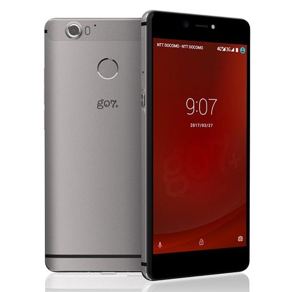 g07+ (ブラックパネル) [SIMフリースマートフォン]