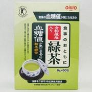 食事のおともに食物繊維入り緑茶 6g×60包