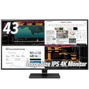 43UD79-B [42.5型 IPS 4Kモニター(3840×2160) PIP/4画面PBP対応 リモコン付き]