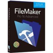 FileMaker Pro 16 Advanced アップグレード HL2G2J/A