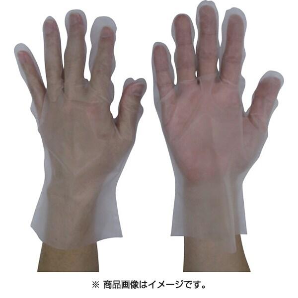 PE01C2L [ポリエチレンピッタリ手袋Lサイズ]