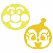 2353742 アンパンマン ふりかけプレート [キャラクターグッズ]