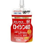 アミノケア ゼリー ロイシン40 [100g]