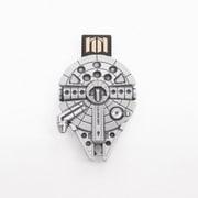 016606R [スターウォーズ ミレニアム・ファルコン USBメモリー シルバー]