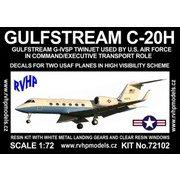 ガルフストリーム C-20H アメリカ空軍 「ハイビジ」 [1/72 フルレジン製組み立てキット]