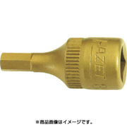 8501H4 [ショートヘキサゴンソケット(差込角6.35mm チタンコーティング)]